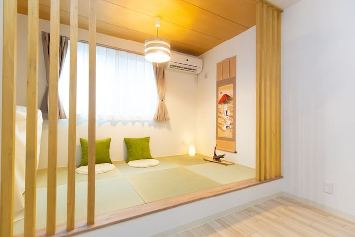 NEW FAMILY HOUSE★10min Sinjuku♪2bathroom★