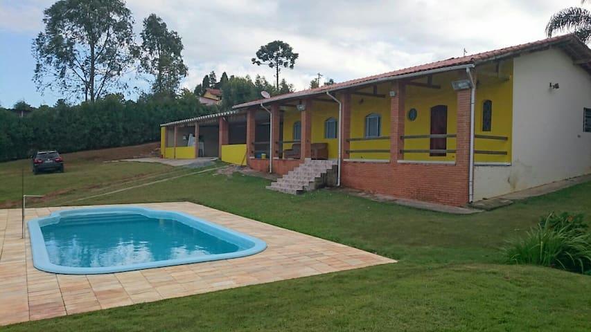 Chácara Recreio Ibiúna - Ibiúna - House