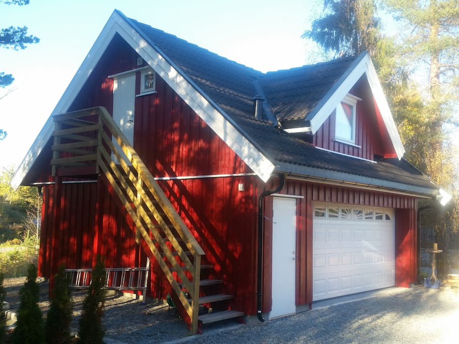 House with loft