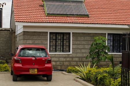 Bungalow style home in Ngong