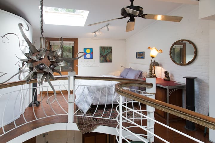 Artist Studio Carriage House