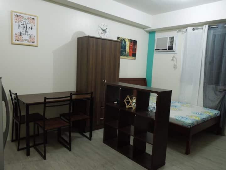 Nice Studio Unit in Amaia Steps Mandaue Budget