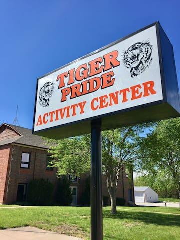 Tiger Pride Activity Center