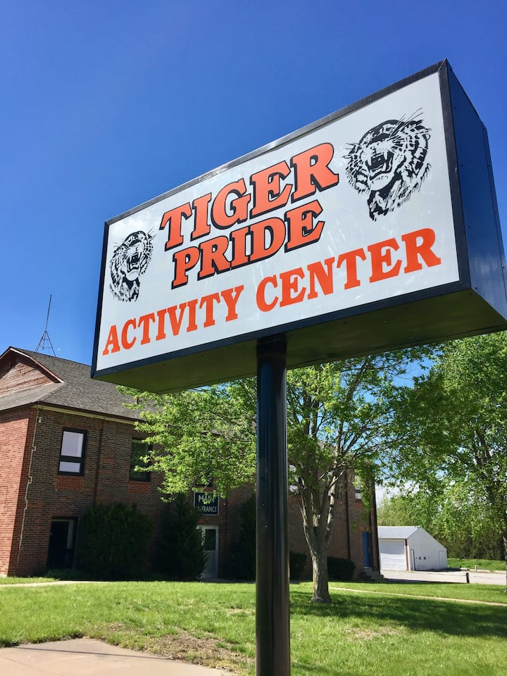 Tiger Pride Activity Center (Gym only)