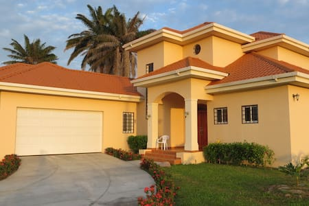 Beautiful house on the ocean - La Ceiba - Haus