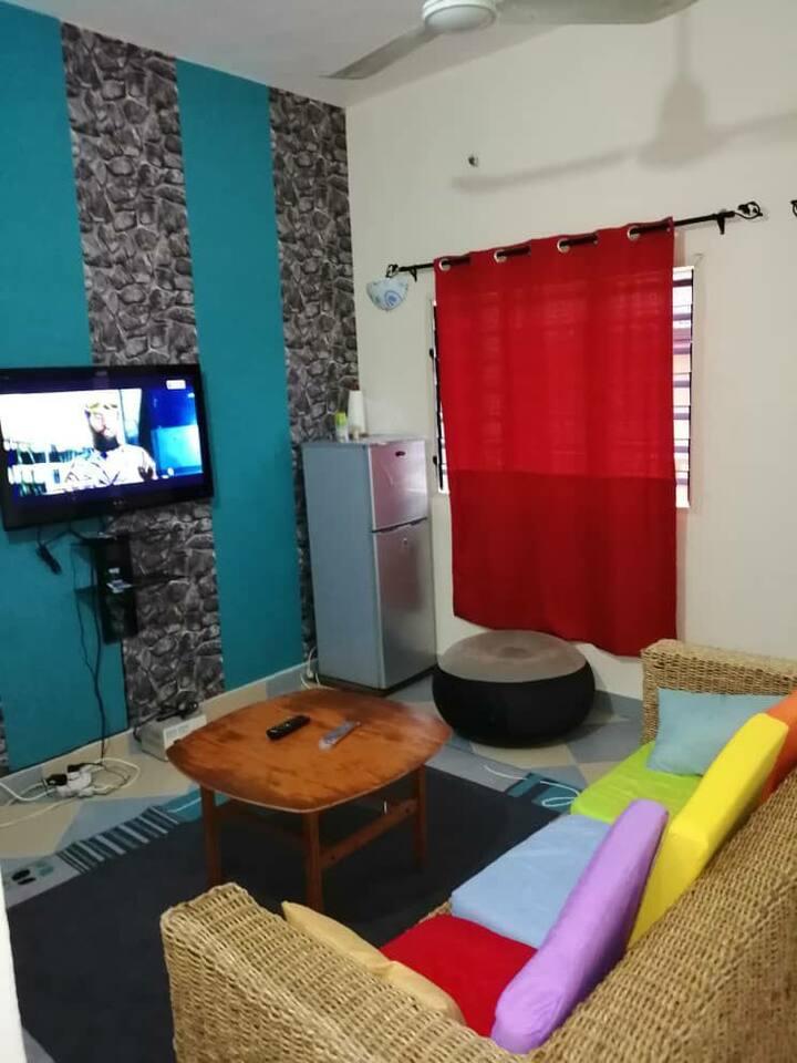 Appartement meublé, 2 pièces, très coquet ,plage
