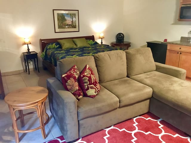 Spacious apartment in HILO, with a pool...