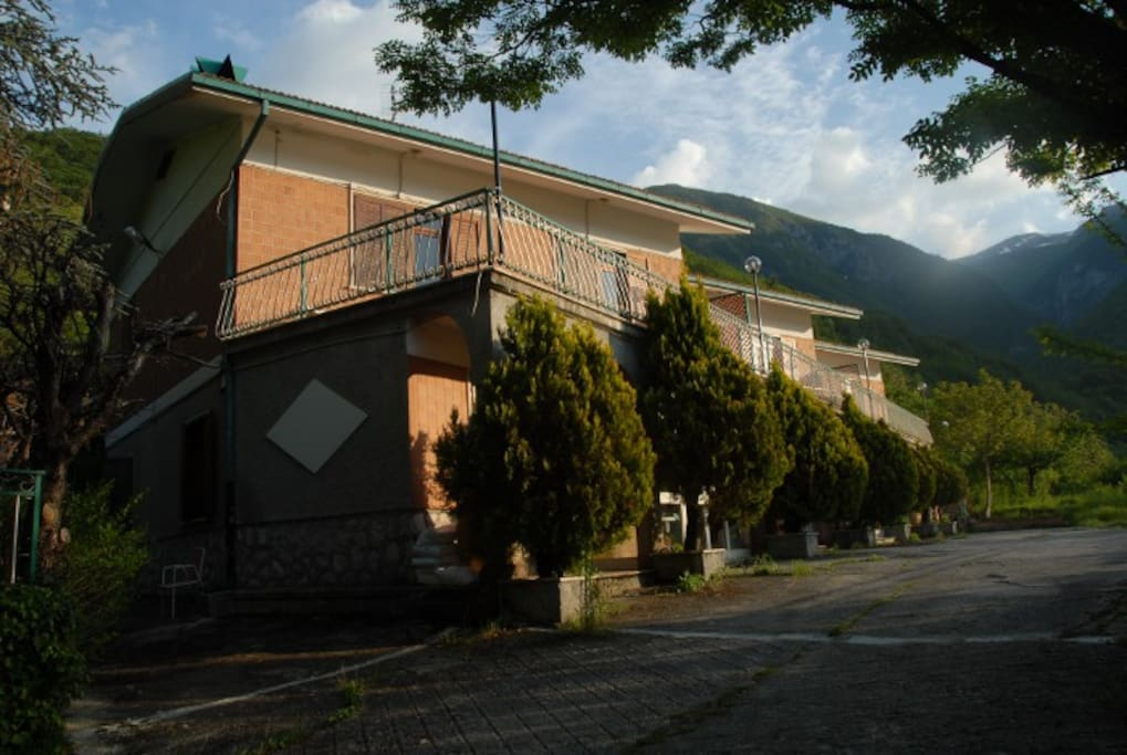 Appartamento sul lago di scanno appartamenti in affitto for Appartamento sul lago
