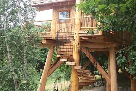 La Quiete  - Casa sull' albero ai castagni