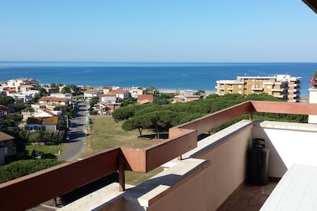 Appartamento vista mare - Lido di Tarquinia - Apartment