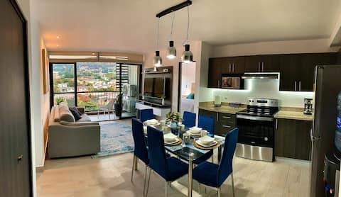 Apartamento nuevo en zona centrica de la capital