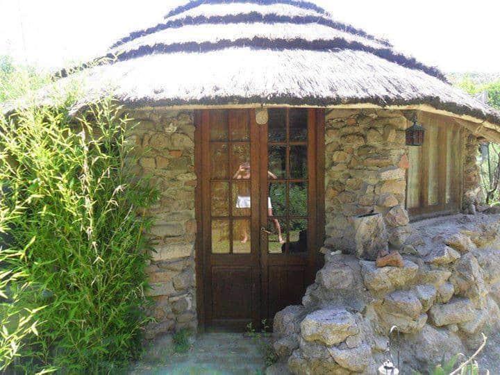 Cabaña en Reserva Natural en las Sierras