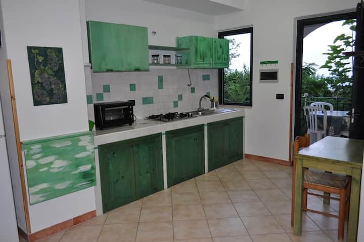 Sea-front apartment - MISA