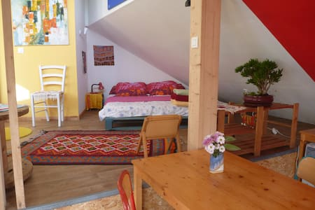 Close to the sea, atypical housing. - Agon-Coutainville - Apartment