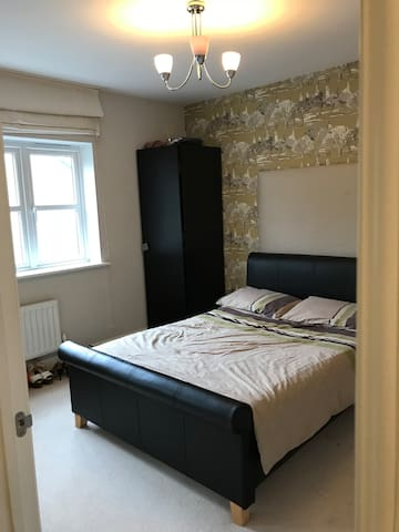 Modern double+Parking nr Sherwood Forest.Mansfield