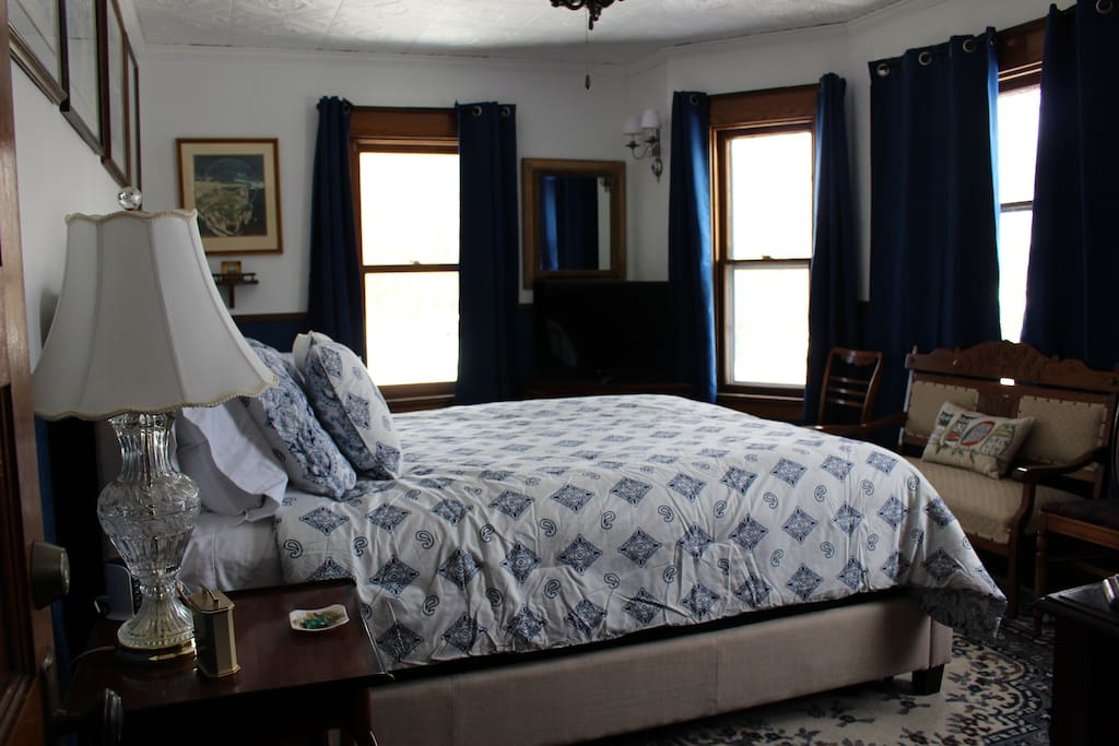 Bedroom #2 - $120 per night for two guests.