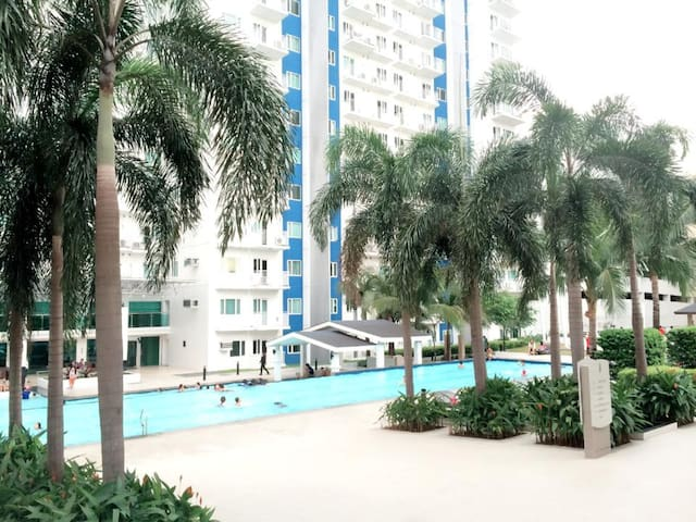 Furnished condo beside big mall - Quezon City - Wohnung