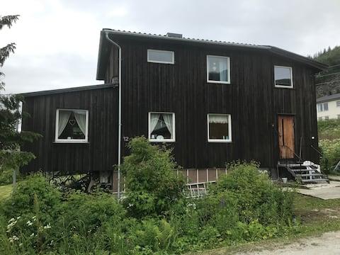 Villa Lunheim, Skaland