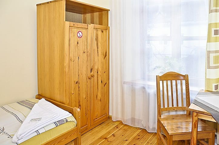 Single room in Vilnius Old Town