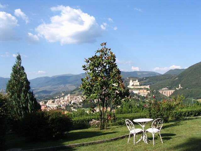 Cottage panoramico BelvedereAttivoli a Spoleto