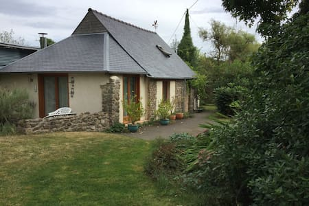 Beautiful cottage in the countryside - St. Berthevin la Tanniere  - Hospedaria