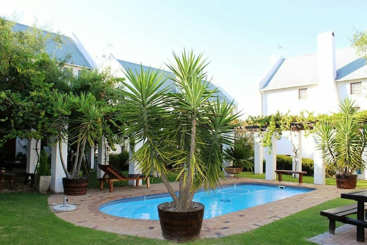 Self Catering Winelands Apartment - Cape Town - Apartemen