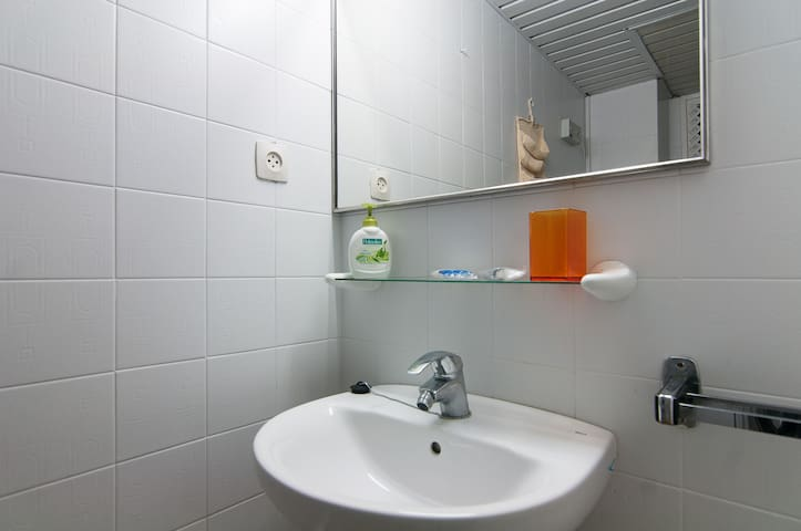 New 1BR apartment in the best area of Barcelona
