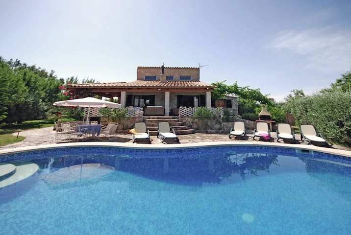 Country house with pool and views - Inca - House