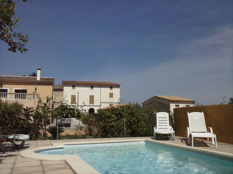 swimming pooll