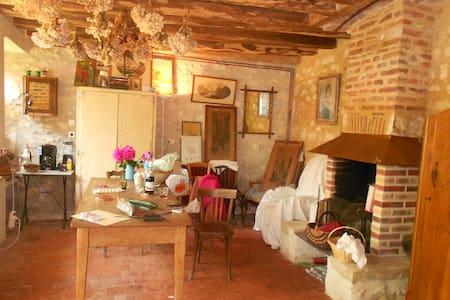 Maison avec cachet au coeur de la Charité - La Charité-sur-Loire - 一軒家