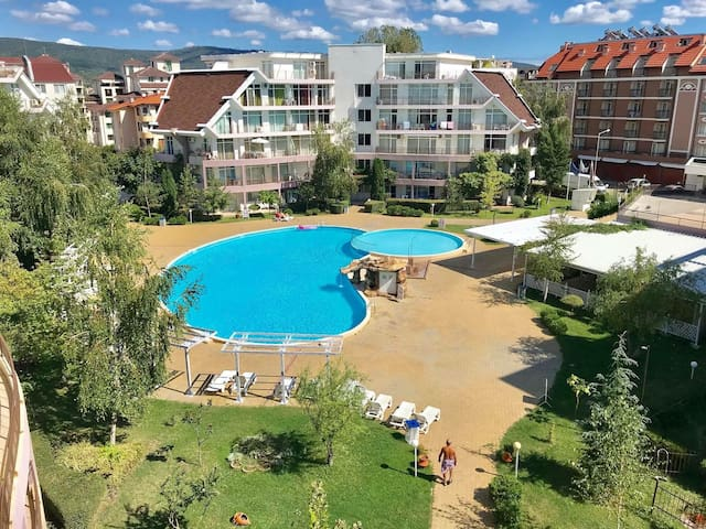 Sun Village Bulgaria Sunny beach apartment