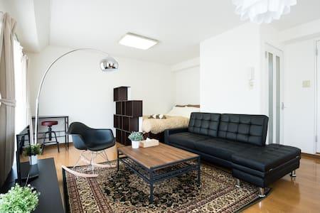 家具全て新品♪白金台のstylish room☆ES15 - Shinagawa-ku - アパート