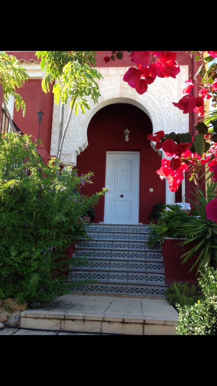 Villa Bello Descanso, Andalucían style home