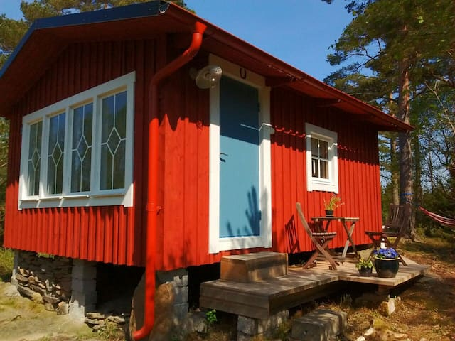 Swedish cabin - Close to Gothenburg - Ale S - Rumah