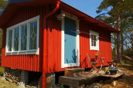 Swedish cabin - Close to Gothenburg - Ale S - Casa