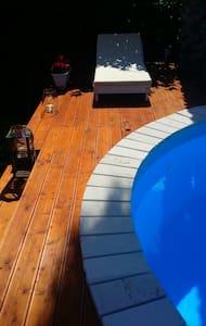 VILLA RITA elegante villa con piscina e solarium - Contrada Guidano - Lägenhet
