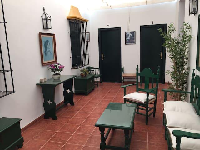 Apartamento 1 dormitorio, el Rocío,cerca de Doñana - El Rocío - Appartement