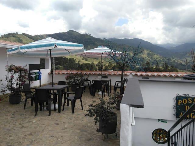 Hotel Posada del Ángel Salento, Quindio - Salento