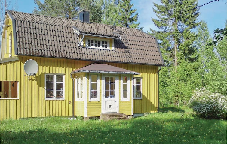 Holiday cottage with 2 bedrooms on 82m² in Mellerud