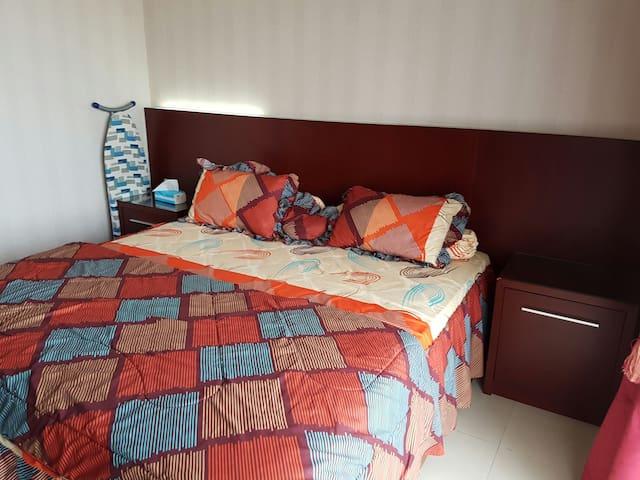 Apartemen 1 BR - 42 Sqm - Center oh Jakarta City