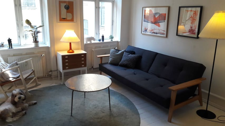 Perfect getaway! Cozy apartment in the city center - København - Leilighet