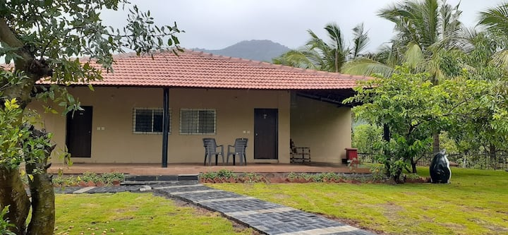 farm stay Experience with Comfort and Nature