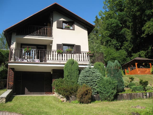 House for 5 pers with pool in Humpolec R75790