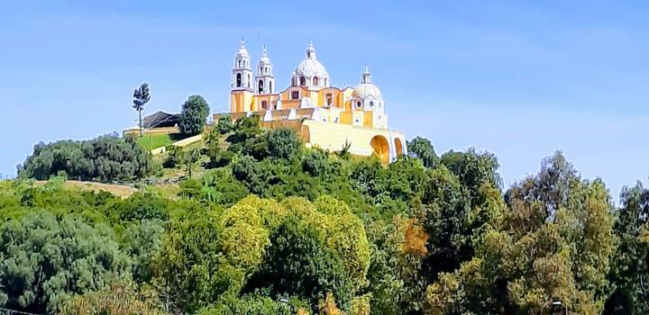 Departamento frente al Zócalo y zonas turísticas