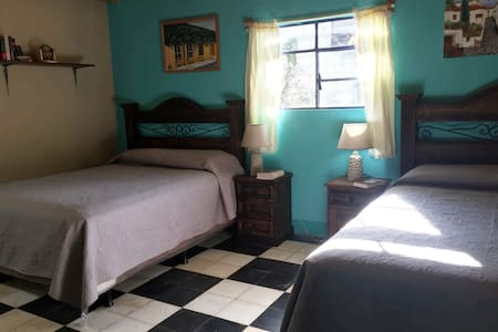 Vintage Homely Rooms Chichicastenango.