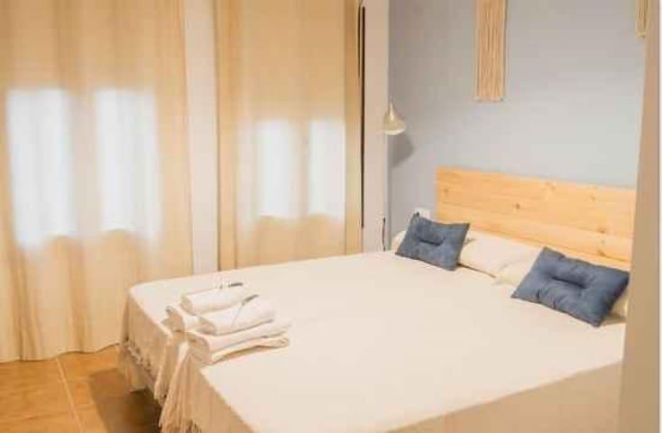 Pou de Beca - Habitación dos camas 3