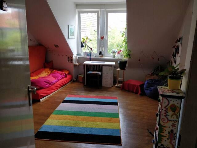 Schöne 1 Zimmer Wohnung in Karlsruhe