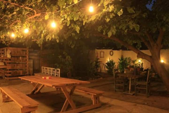 The mulberry Hostel