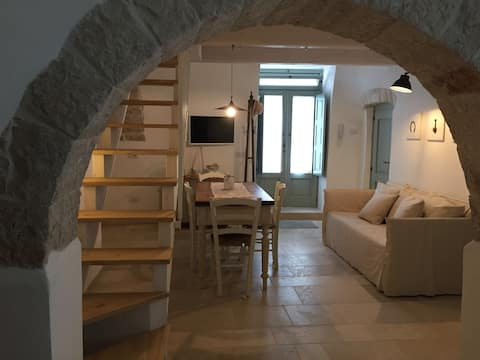 Trullo Essenza-Trulli Anti' Charme & Relax