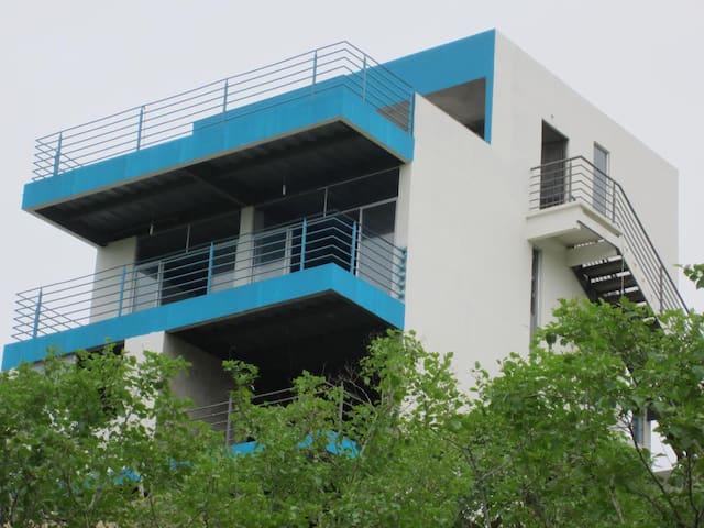 AluzacaMar, Apartamento 70 mts2 - Puerto López - Huoneisto